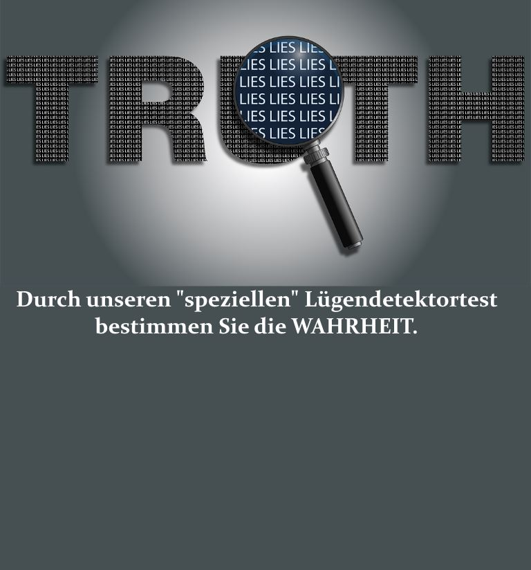 Lügendetektortest
